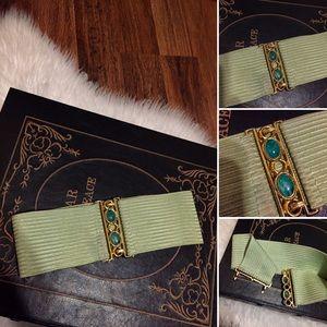🦋2/$10 3/$15 4/$18 5/$20 Vintage 70s Belt